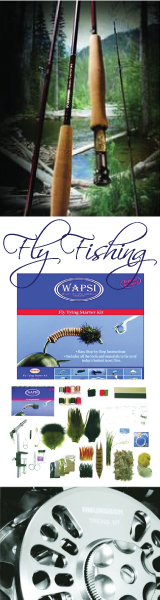 Click to view Fly Fishing products sold at The Fishin' Hole