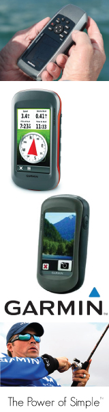 Click to view Garmin products sold at The Fishin' Hole