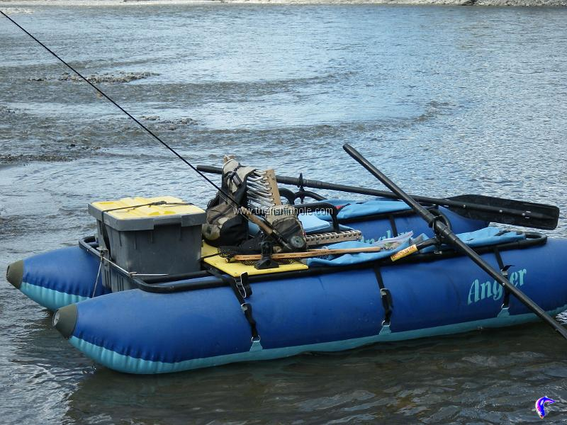 Personal pontoon boats 101 fishing article by the fishin for Best fishing pontoon