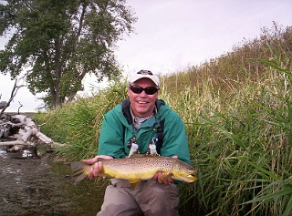 Think about extending your season into the fall, it's a great time to be on the stream