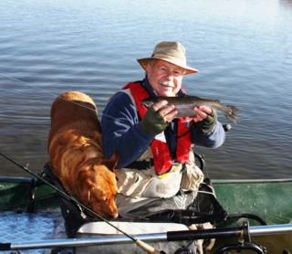 Stillwater angling requires a change in focus