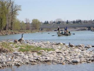Anglers enjoy an early season float on 