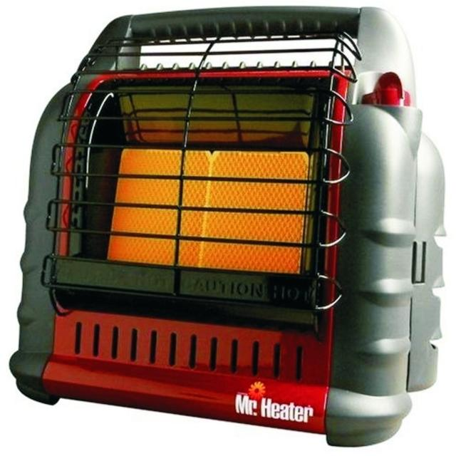 Ice Fishing BIG BUDDY HEATER 3869114 The Fishin Hole