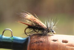 Stimulator dry flies are an excellent generic pattern that at times trout and grayling can't resist.
