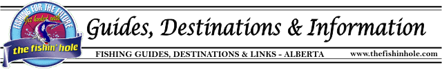 Guides, Destinations & Links - Alberta