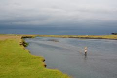 Iceland offers an affordable and spectacular opportunity to fish Atlantic salmon now that Iceland Air flies direct from Edmonton
